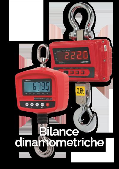 Bilance dinamometriche Ametek-Chatillon