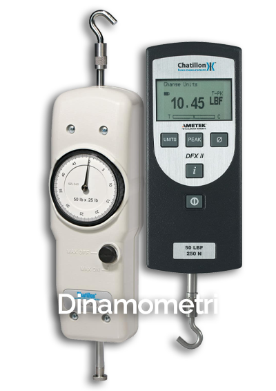 dinamometri ametek-chatillon