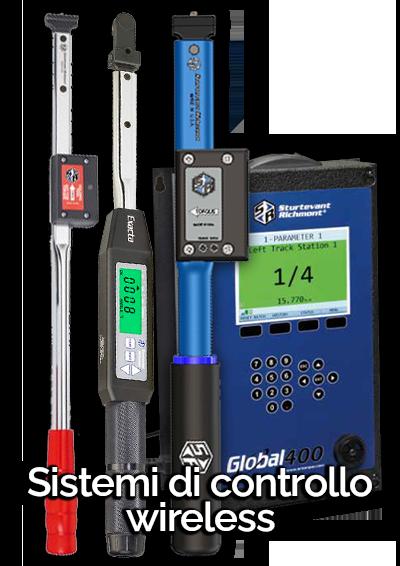 Sistemi di controllo wireless sturtevant-richmont