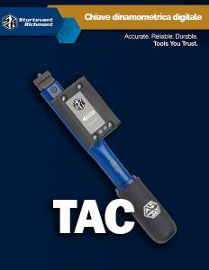 chiave dinamometrica TAC sturtevant richmont