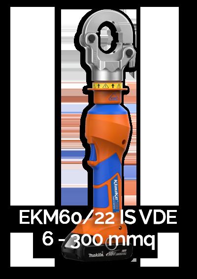 ekm6022 is vde orange line klauke