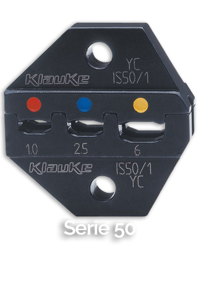 Matrici serie 50 Klauke
