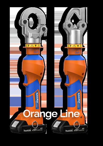 Crimpatrici Orange Line Klauke