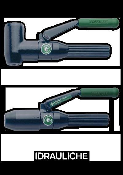 punzonatrici idrauliche greenlee