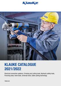 Catalogo generale Klauke 2021/2022